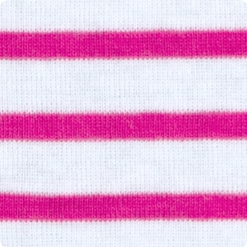 Hot Pink Stripe