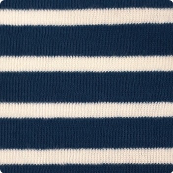 Sultry Navy Stripe