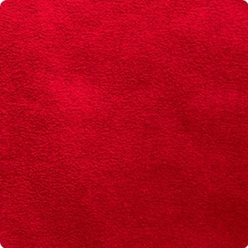 Dark Red Suede