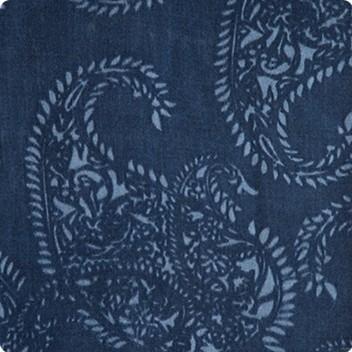 Vintage Blue Print