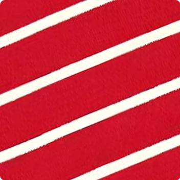White & True Red