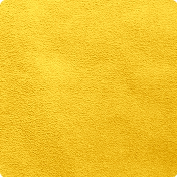 Yellow Ochre Suede
